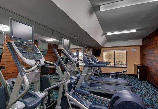 Fairfield Inn & Suites Fort Worth I-30 West Near NAS JRB: Fitness Center