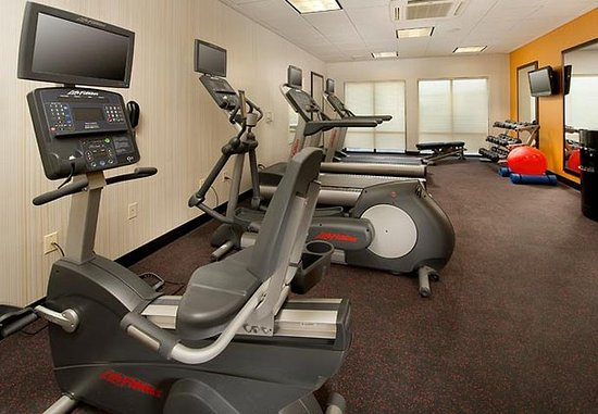 TownePlace Suites Eagle Pass: Fitness Center