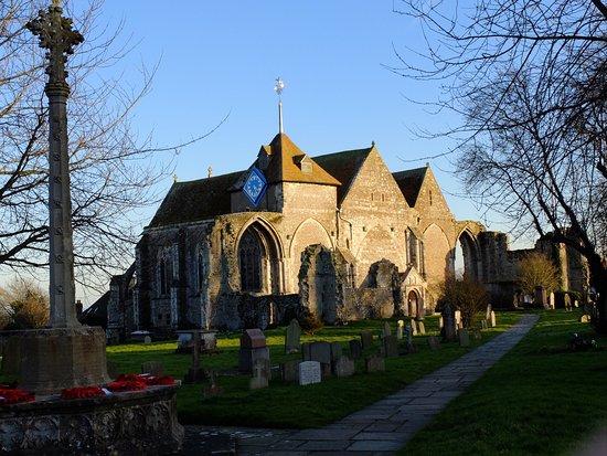 Winchelsea, UK: St. Thomas the Martyr