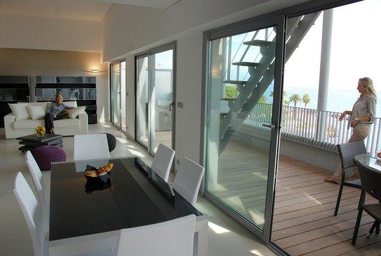 Royal Antibes Hotel, Residence, Beach & Spa: Residence Suite Royale Prestige