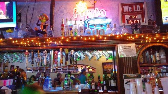 อินเดียแลนติก, ฟลอริด้า: The bar