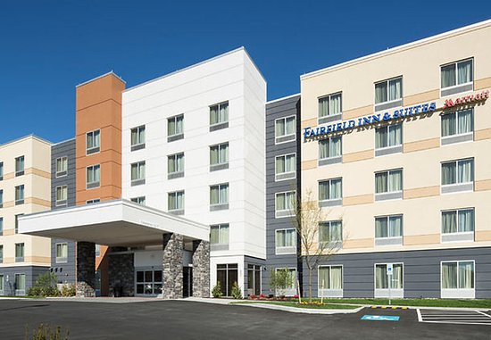 Fairfield Inn & Suites Hershey Chocolate Avenue: Exterior