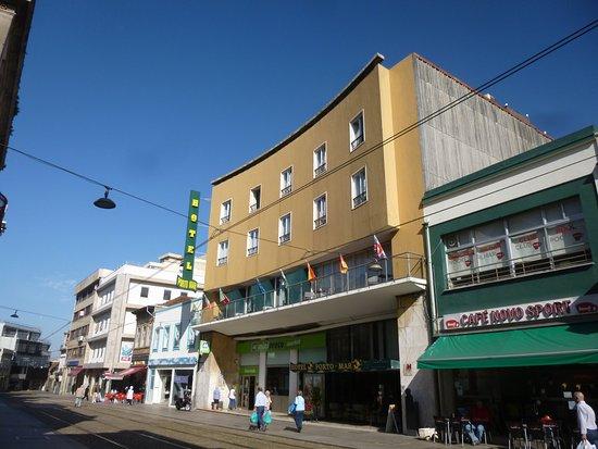 hotel porto mar desde matosinhos portugal opiniones y comentarios hotel tripadvisor. Black Bedroom Furniture Sets. Home Design Ideas