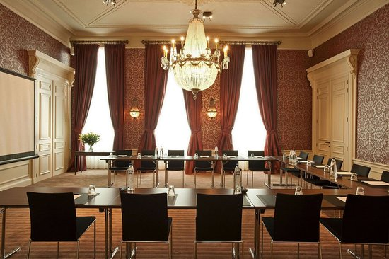Grand Hotel Casselbergh Bruges: Meeting room Zeven Torens