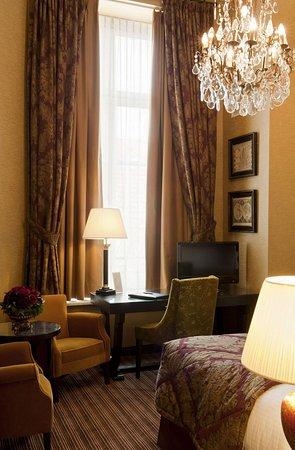 Grand Hotel Casselbergh Bruges: Executive room