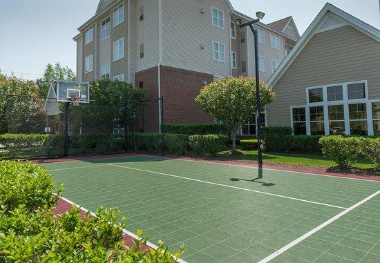 Residence Inn Albany Washington Avenue: Sport Court