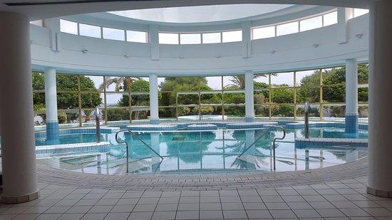 هسدروبال ثلاثة هوتيل آند سبا ميناء القنطاوي: Thalasso Swimming Pool