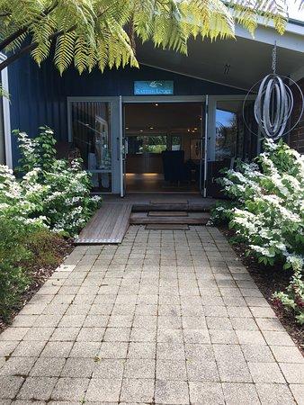 Marlborough Region, Nieuw-Zeeland: Raetihi Lodge
