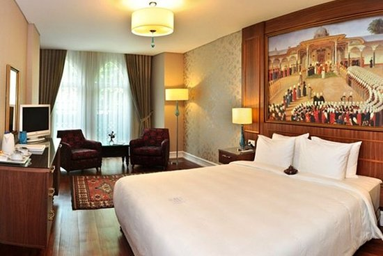 Neorion Hotel: Double room