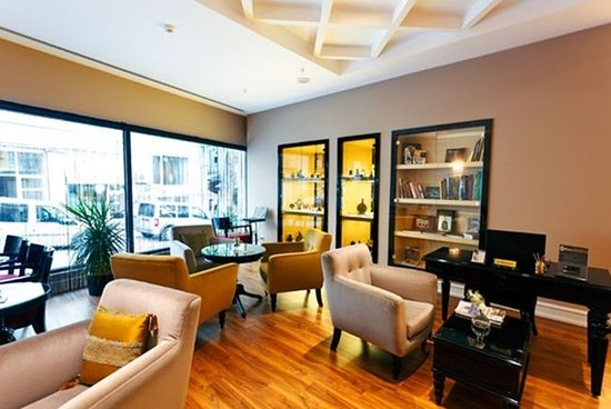 Neorion Hotel: Lounge