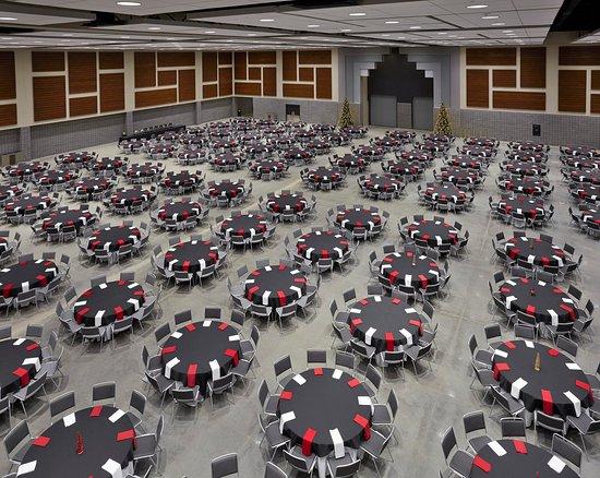 Doubletree by Hilton Lawrenceburg Indiana Event Setup