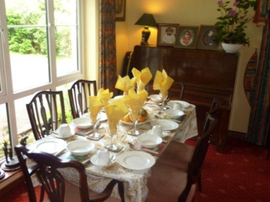 Эннис, Ирландия: Full Irish Breakfast Included