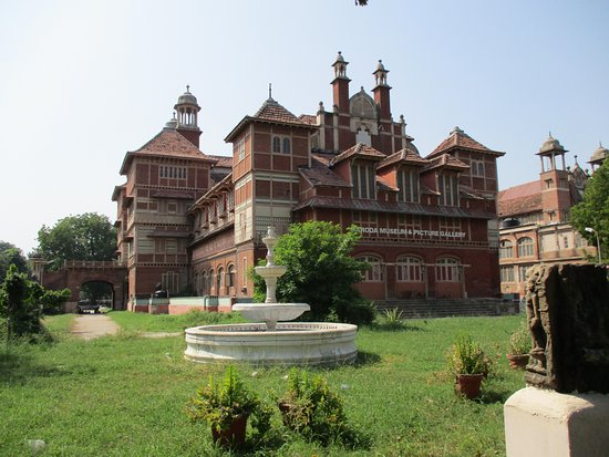 ‪Baroda Museum And Picture Gallery‬