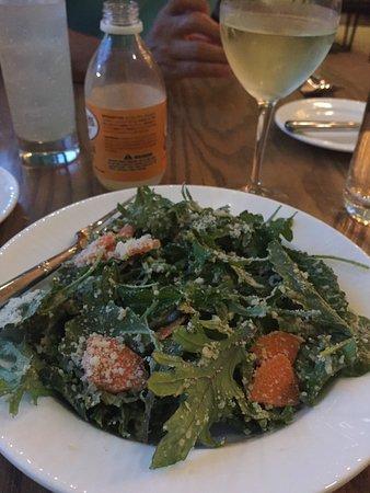 Kale & Carrot Salad