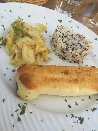 Restaurant le pied dans le plat dans ceret avec cuisine for Plat cuisine francaise
