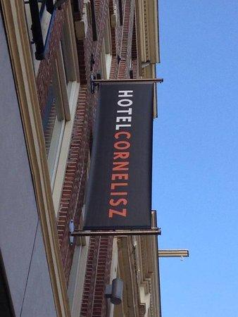Hotel Cornelisz: Exterior