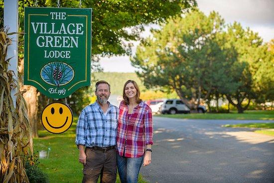 Ephraim, Wisconsin: Owners, Mike and Jamie McCarthy
