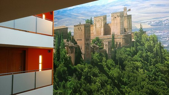 Hotel Macia Real de la Alhambra: IMG_20161030_224126_large.jpg