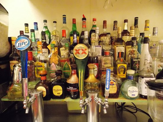 Mattoon, IL: we offer a large variety of mixed drinks