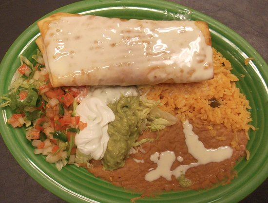 Mattoon, IL: Chimichanga