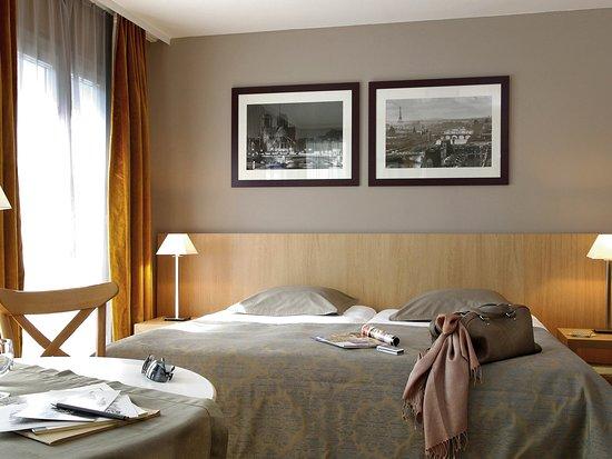 Adagio Paris Montmartre : Guest Room