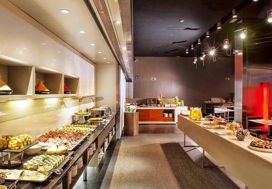 Afbeeldingsresultaat voor AC MArriott breakfast barcelona