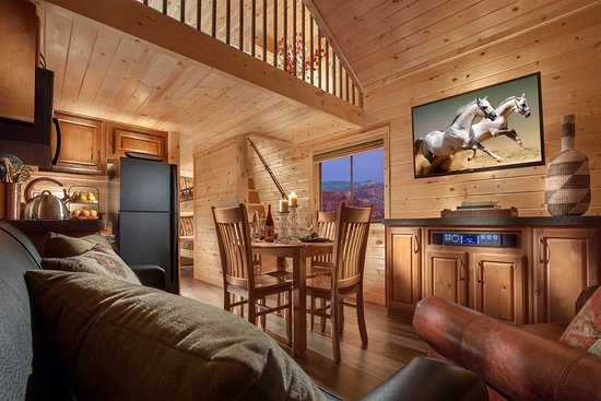 Capitol Reef Resort: Loft Cabin