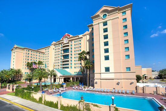 Great Safe Hotel During Hurricane Review Of The Florida Conference Center Bw Premier Collection Orlando Fl Tripadvisor