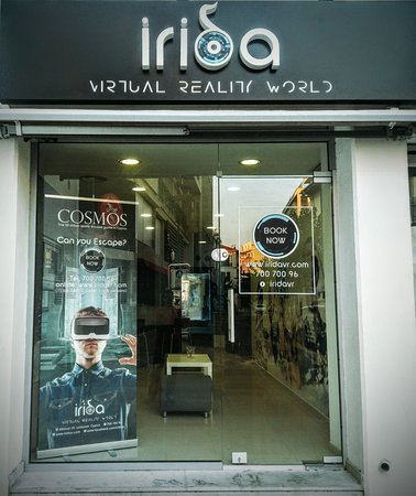 Irida Virtual Reality World