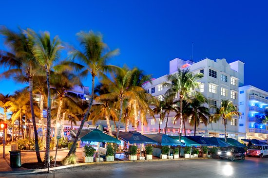 Luxury the Hall south Beach Florida