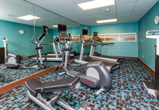 Fairfield Inn & Suites Des Moines West: Fitness Center