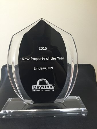 Lindsay, Canada: New Property of the Year