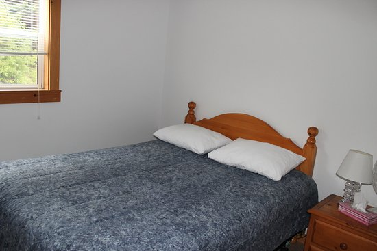 Port Hastings, Canadá: Comfortable bed