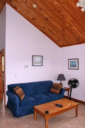 Port Hastings, Canadá: Roomy living room