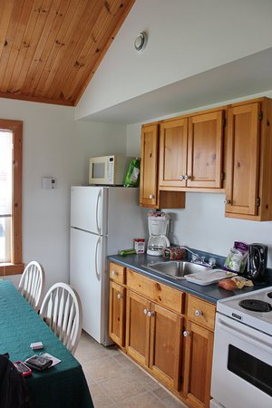 Port Hastings, Canada: Kitchen