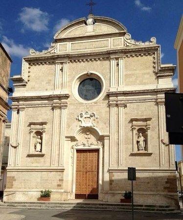 Latiano, Itálie: Chiesa Santa Maria della Neve