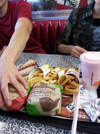 19 Inspirational Burger King Universal Studios