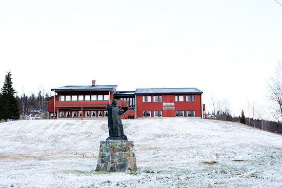 Gjersvika i Røyrvik (ca. 1920)