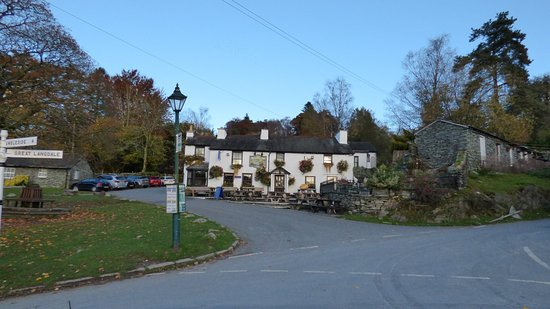 The Britannia Inn, Elterwater,Great  Langdale