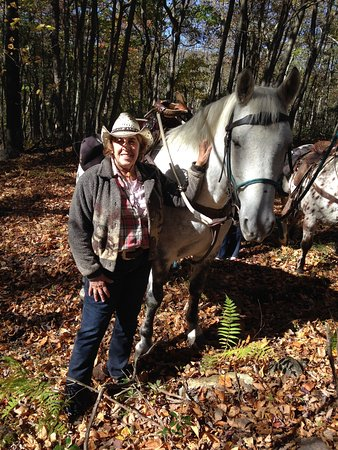 Swoope, VA: 3rd visit to North Mountain Horse Ranch..check these out