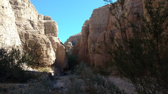 Little Painted Canyon