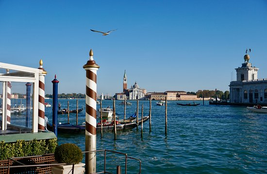 The Westin Europa & Regina, Venice: View from the terrace