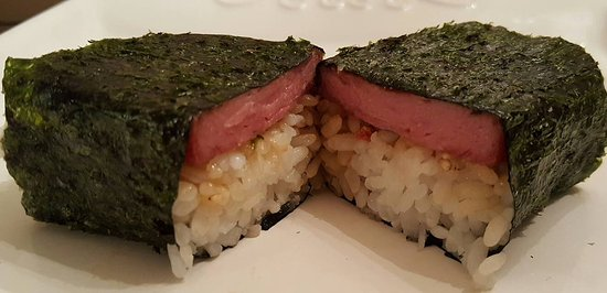 Midwest City, OK: Spam Musubi