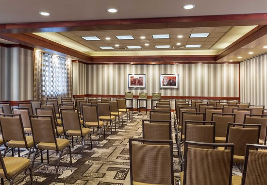 Natick, MA: Meeting Room - Theater Setup