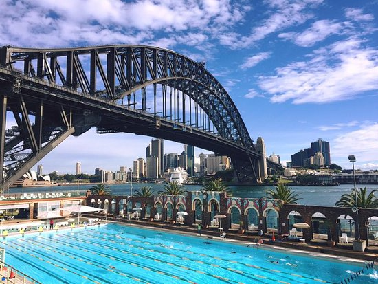 Olympic Pool North Sydney