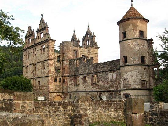 Kloster Hirsau: Die Klosterrunie Hirsau ist ein absolutes Muß. Es lohnt sich das alte Gelände zu besuchen