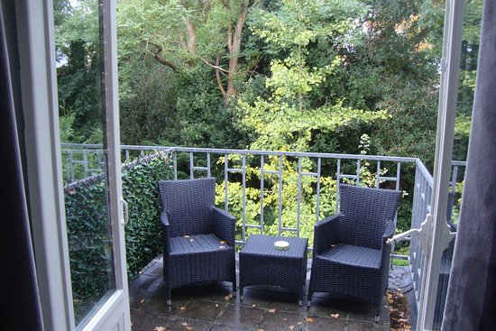 Bergen, Niederlande: Gezellig balkon