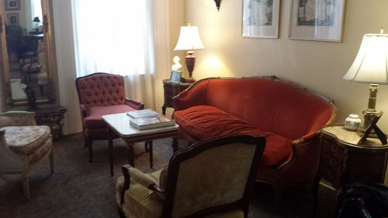 Palor or Sitting room Picture of La Reserve Center City Bed and