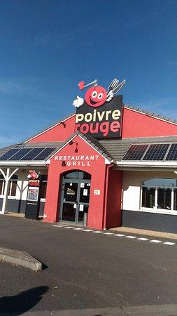 Restaurant Poivre Rouge Saint Etienne Du Rouvray