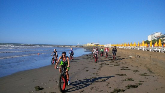 Escursione in Fat Sand Bike